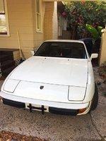 Picture of 1988 Porsche 924 S, exterior