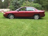 Picture of 2001 Oldsmobile Intrigue 4 Dr GL Sedan, exterior