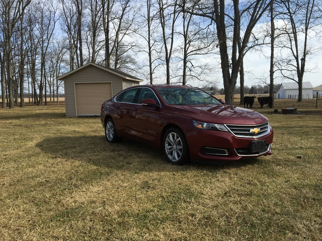 Picture of 2017 Chevrolet Impala LT