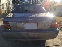 Picture of 2000 Infiniti Q45 4 Dr STD Sedan, exterior