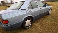 1989 Mercedes-Benz 190-Class Overview