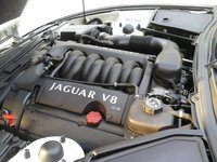 Picture of 1999 Jaguar XK-Series XK8 Convertible, engine, gallery_worthy