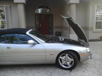 Picture of 1999 Jaguar XK-Series XK8 Convertible, exterior, engine