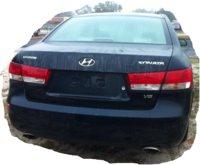 Picture of 2007 Hyundai Sonata SE