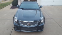 Picture of 2014 Cadillac CTS-V Coupe RWD, exterior, gallery_worthy