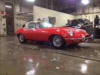 1970 Jaguar E-TYPE Overview