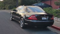 Picture of 2002 Mercedes-Benz CL-Class CL 500 Coupe