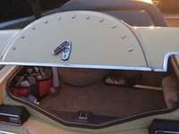 Picture of 1975 Lincoln Continental, interior