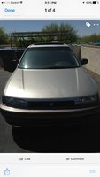 1992 Honda Accord Coupe Overview