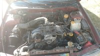 Picture of 1994 Subaru Legacy 4 Dr LS AWD Wagon, engine
