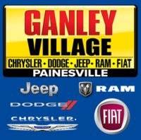 Ganley Village Chrysler Dodge Jeep Ram Fiat logo