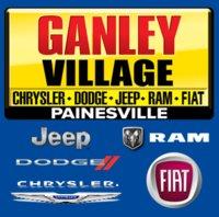 Ganley Village Chrysler Dodge Jeep Ram Fiat logo