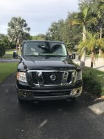 Picture of 2016 Nissan NV Passenger 3500 HD SL V8, exterior
