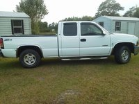 Picture of 1999 Chevrolet Silverado 1500 3 Dr STD 4WD Extended Cab LB, exterior, gallery_worthy