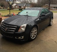 Picture of 2011 Cadillac CTS 3.6L Performance AWD