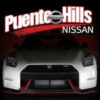 Puente Hills Nissan logo
