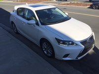 Picture of 2015 Lexus CT 200h FWD, exterior