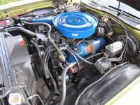 Picture of 1973 Ford Ranchero, engine