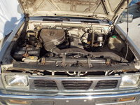 Picture of 1997 Nissan Pickup 2 Dr XE Standard Cab SB, engine