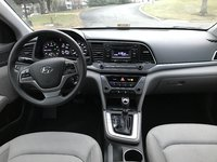Picture of 2017 Hyundai Elantra SE Value Edition Sedan FWD, interior, gallery_worthy