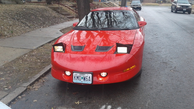 Picture of 1993 Pontiac Firebird Base