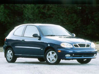 Picture of 2000 Daewoo Lanos 2 Dr S Hatchback, exterior, gallery_worthy