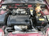 Picture of 2000 Daewoo Lanos 2 Dr S Hatchback, engine, gallery_worthy