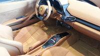 Picture of 2014 Ferrari 458 Italia Convertible, interior
