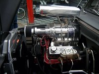 Picture of 1955 Ford F-100, engine