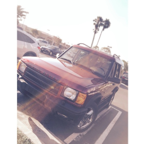 Picture of 2001 Land Rover Discovery Series II 4 Dr LE AWD SUV