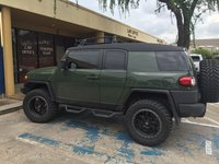 Picture of 2014 Toyota FJ Cruiser 4WD AT, exterior