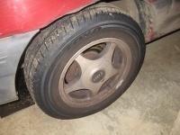 ford festiva tires