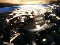 Picture of 1993 Ford F-350 2 Dr XLT Extended Cab LB, engine