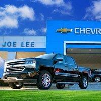 Joe Lee Chevrolet Company logo
