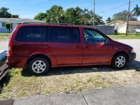 Picture of 2002 Oldsmobile Silhouette 4 Dr GL Passenger Van Extended, exterior