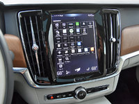 2017 Volvo S90 T6 Inscription AWD, Drag-and-drop tiles allow customization of Sensus., interior