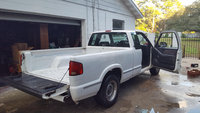 Picture of 1995 GMC Sonoma 2 Dr SLE Extended Cab SB, exterior