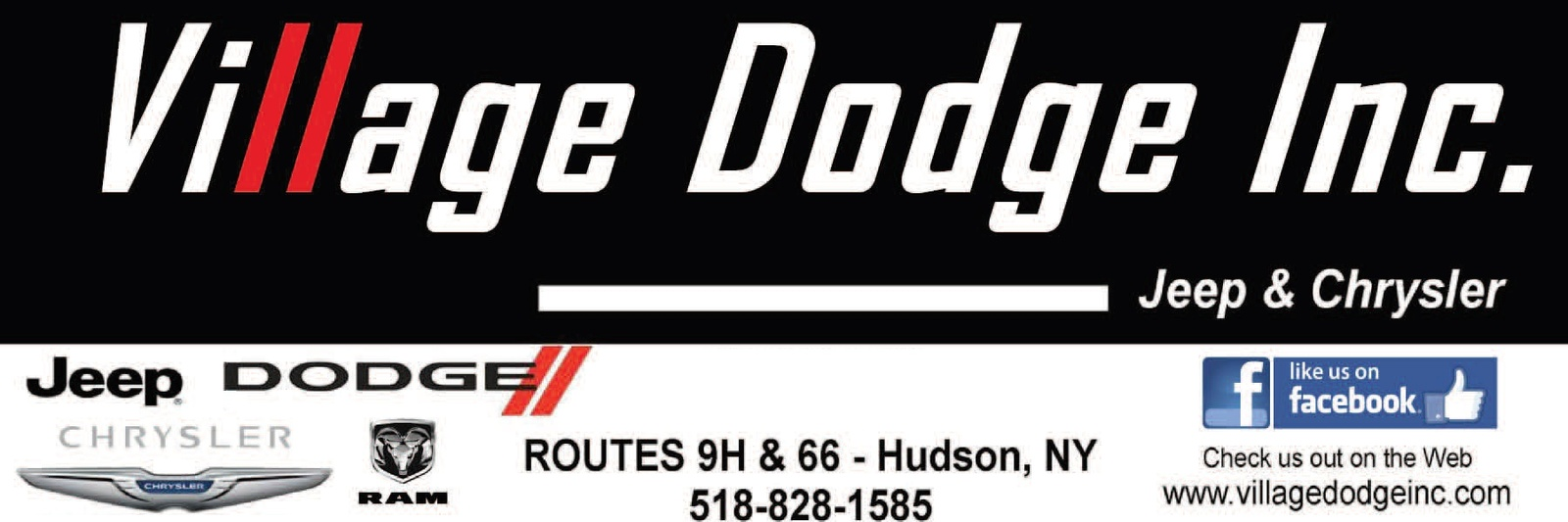 Dodge Dealers Albany Ny >> Village Dodge Inc - Hudson, NY: Read Consumer reviews, Browse Used and New Cars for Sale