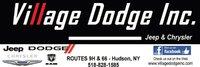 Village Dodge Inc logo