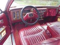Picture of 1984 Cadillac DeVille Base Sedan, interior