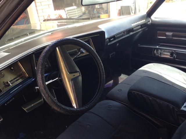 Picture of 1972 Oldsmobile Toronado, interior, gallery_worthy