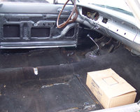 Picture of 1964 Ford F-100, interior