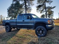 Picture of 2007 GMC Sierra 2500HD Classic 2 Dr SLE2 Extended Cab Long Bed 4WD, exterior
