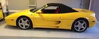 1999 Ferrari F355 Picture Gallery