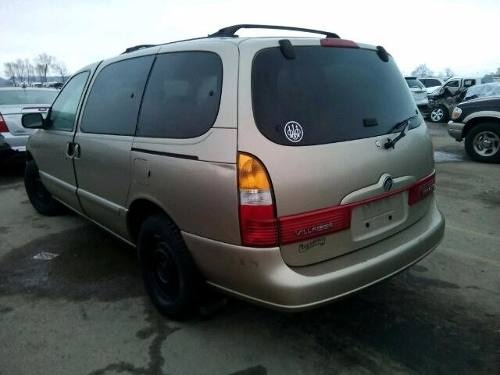 Picture of 2002 Mercury Villager 4 Dr Value Passenger Van
