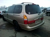 Picture of 2002 Mercury Villager 4 Dr Value Passenger Van, exterior, gallery_worthy