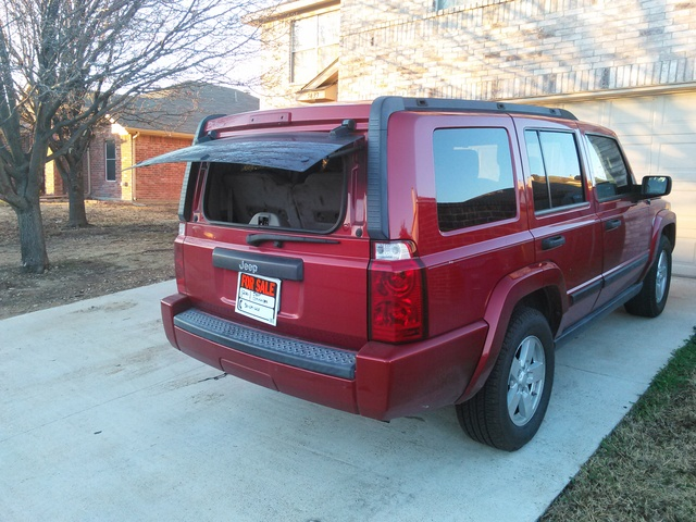Picture of 2006 Jeep Commander