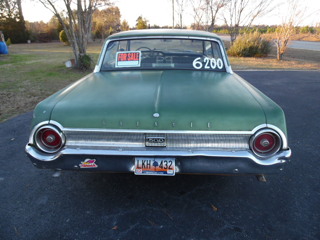 Picture of 1962 Ford Galaxie