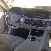 Picture of 2015 Mercedes-Benz S-Class S 550, interior