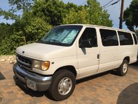 Picture of 1998 Ford E-350 XLT Club Wagon Passenger Van Extended, exterior